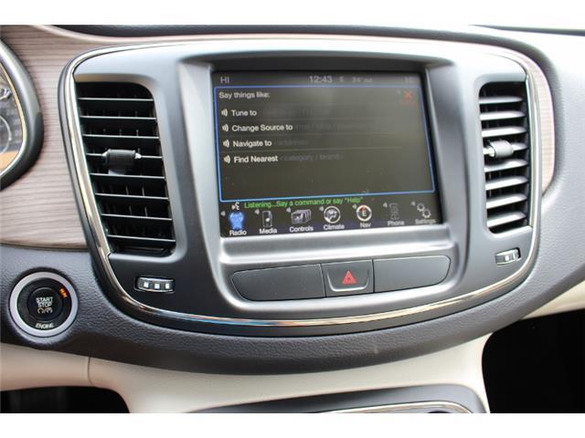2015 Chrysler 200 C (Stk: D0119) in Leamington - Image 24 of 30