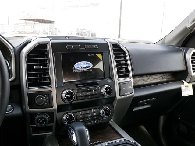 2019 Ford F-150 Lariat (Stk: 190377) in Hamilton - Image 18 of 28