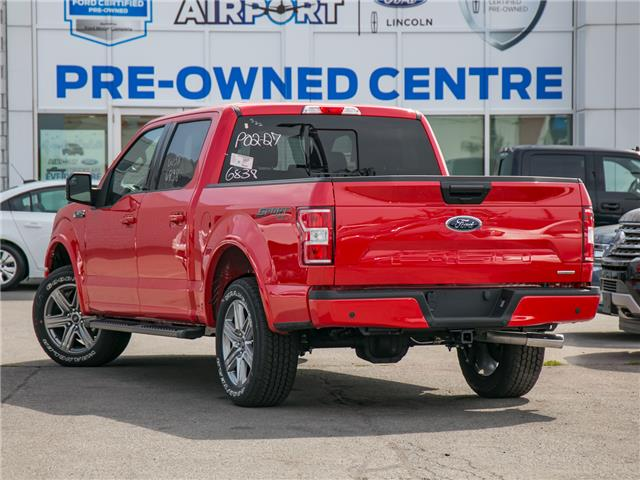 2019 Ford F-150 XLT (Stk: 190681) in Hamilton - Image 2 of 26