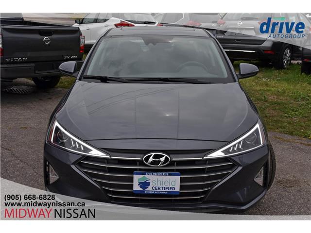 2019 Hyundai Elantra Preferred (Stk: U1850R) in Whitby - Image 4 of 33