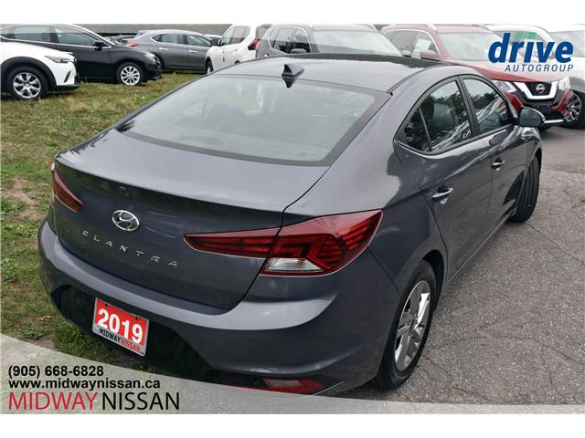 2019 Hyundai Elantra Preferred (Stk: U1850R) in Whitby - Image 10 of 33