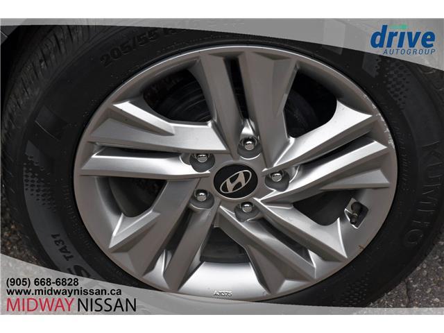 2019 Hyundai Elantra Preferred (Stk: U1850R) in Whitby - Image 13 of 33