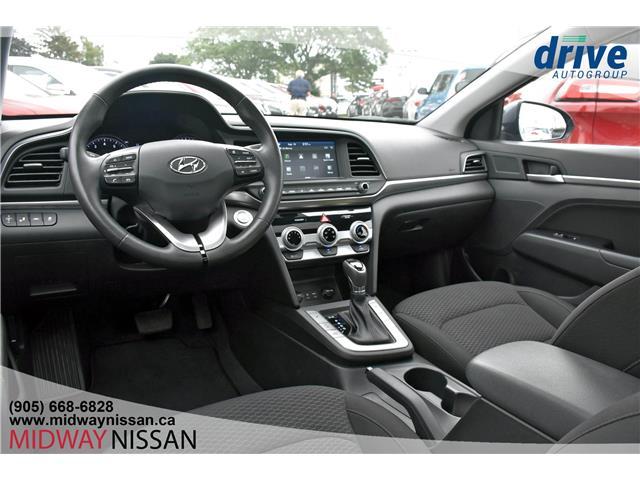 2019 Hyundai Elantra Preferred (Stk: U1850R) in Whitby - Image 2 of 33