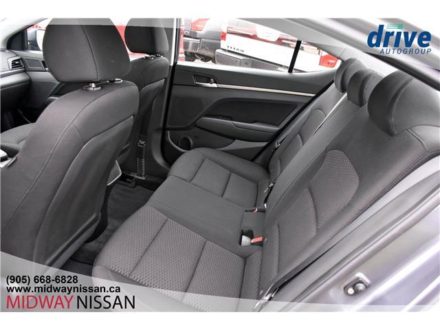 2019 Hyundai Elantra Preferred (Stk: U1850R) in Whitby - Image 16 of 33