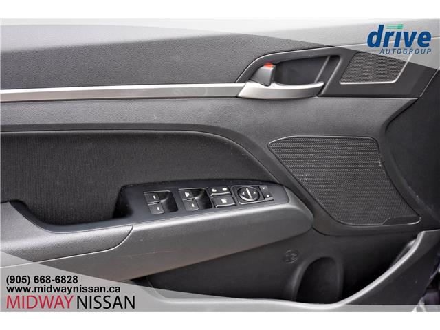 2019 Hyundai Elantra Preferred (Stk: U1850R) in Whitby - Image 18 of 33
