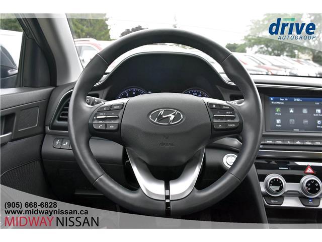 2019 Hyundai Elantra Preferred (Stk: U1850R) in Whitby - Image 21 of 33