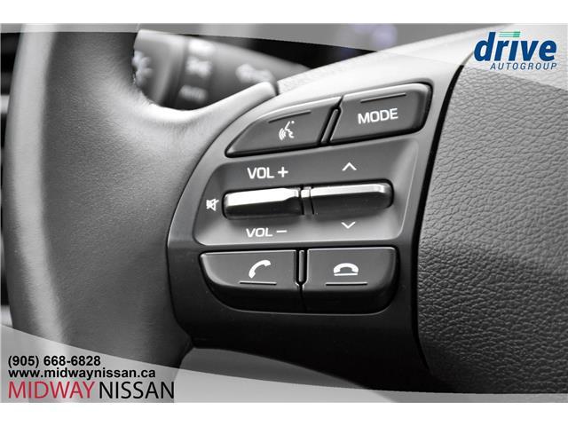 2019 Hyundai Elantra Preferred (Stk: U1850R) in Whitby - Image 22 of 33