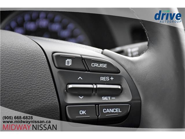 2019 Hyundai Elantra Preferred (Stk: U1850R) in Whitby - Image 23 of 33