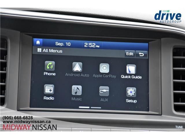 2019 Hyundai Elantra Preferred (Stk: U1850R) in Whitby - Image 25 of 33