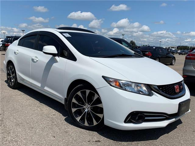 2013 Honda Civic Si (Stk: 2HGFB6) in Kitchener - Image 1 of 1