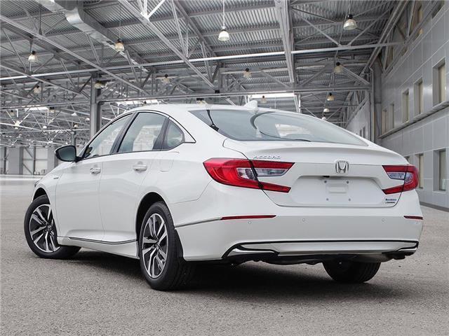 2019 Honda Accord Hybrid Touring (Stk: 6K03240) in Vancouver - Image 4 of 23