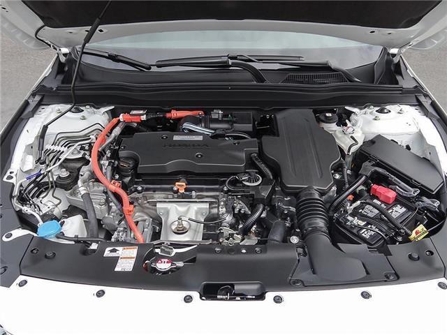 2019 Honda Accord Hybrid Touring (Stk: 6K03780) in Vancouver - Image 6 of 23