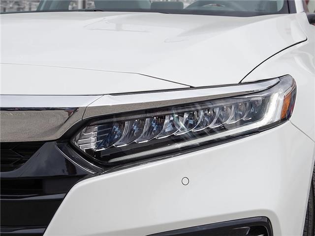2019 Honda Accord Hybrid Touring (Stk: 6K03780) in Vancouver - Image 10 of 23