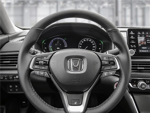 2019 Honda Accord Hybrid Touring (Stk: 6K03780) in Vancouver - Image 13 of 23