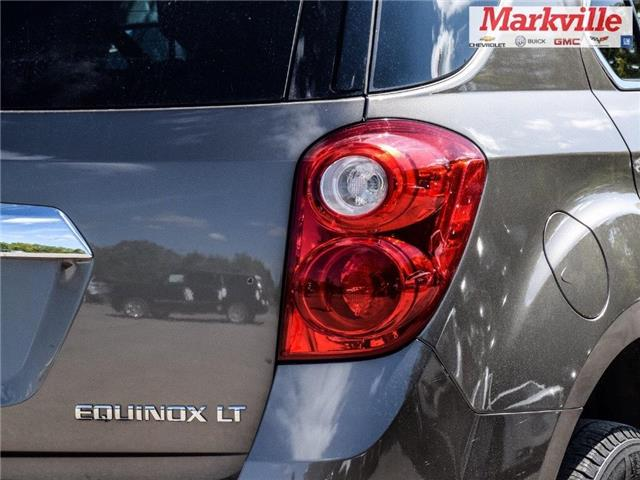 2012 Chevrolet Equinox JET Black (Stk: 231765A) in Markham - Image 6 of 24