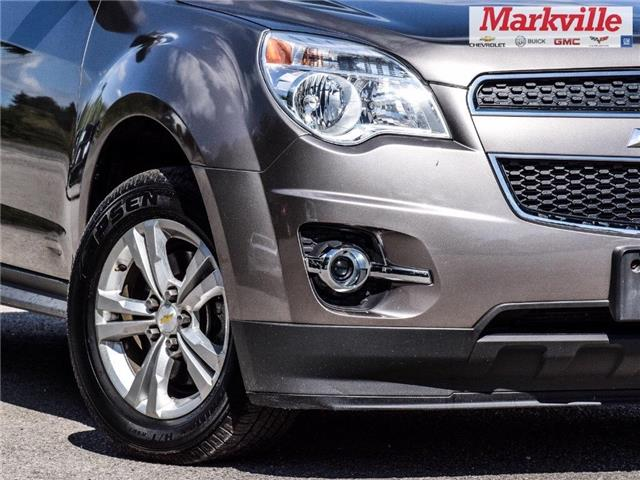 2012 Chevrolet Equinox JET Black (Stk: 231765A) in Markham - Image 9 of 24