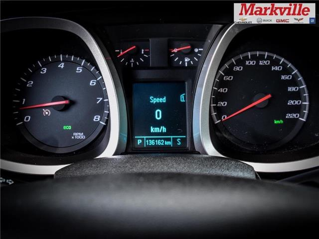 2012 Chevrolet Equinox JET Black (Stk: 231765A) in Markham - Image 21 of 24
