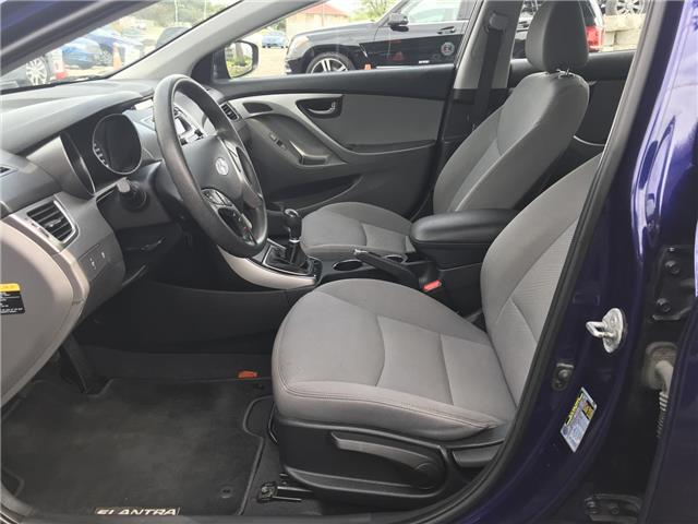 2013 Hyundai Elantra  (Stk: 5307) in London - Image 8 of 18