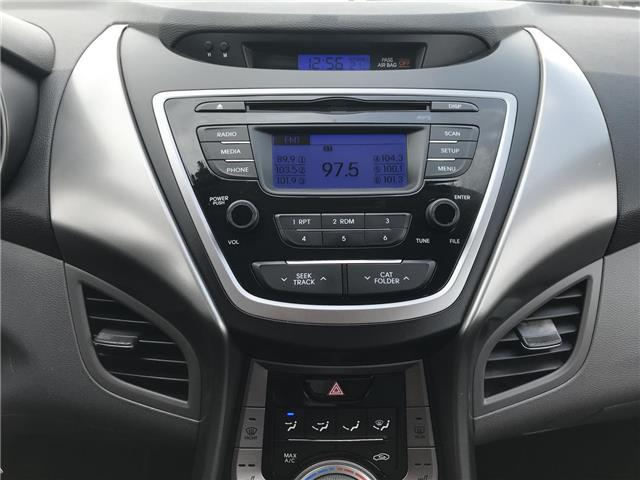 2013 Hyundai Elantra  (Stk: 5307) in London - Image 14 of 18