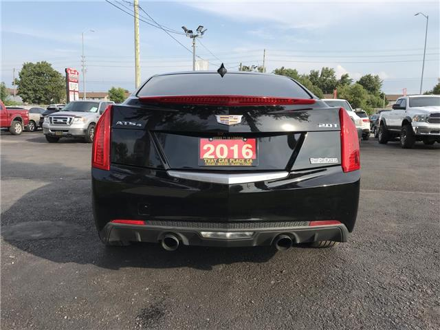2016 Cadillac ATS 2.0L Turbo (Stk: 5383) in London - Image 4 of 25