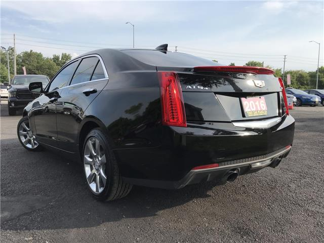 2016 Cadillac ATS 2.0L Turbo (Stk: 5383) in London - Image 6 of 25
