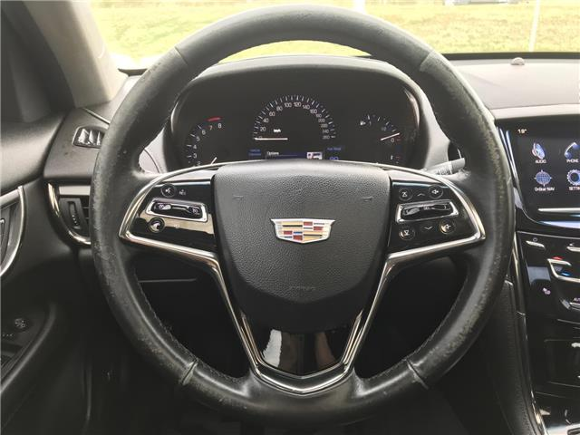 2016 Cadillac ATS 2.0L Turbo (Stk: 5383) in London - Image 11 of 25