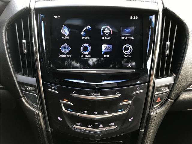 2016 Cadillac ATS 2.0L Turbo (Stk: 5383) in London - Image 15 of 25
