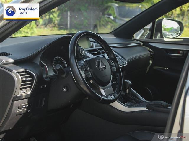 2016 Lexus NX 200t Base (Stk: Y3509) in Ottawa - Image 13 of 27