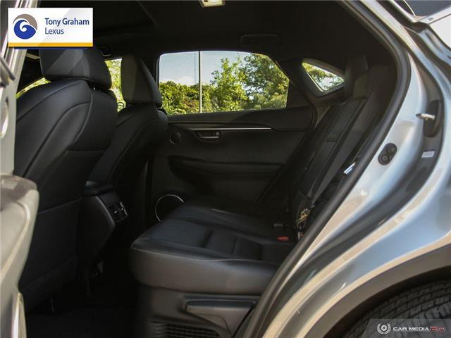 2016 Lexus NX 200t Base (Stk: Y3509) in Ottawa - Image 24 of 27