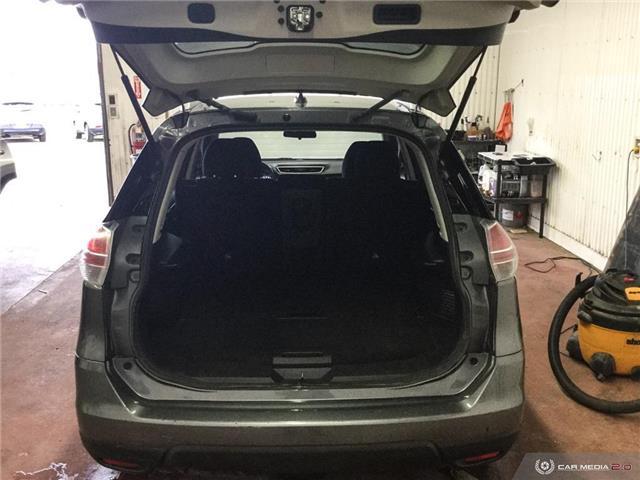 2016 Nissan Rogue S (Stk: B2120) in Prince Albert - Image 12 of 25