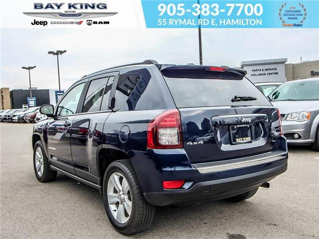 2017 Jeep Compass Sport/North (Stk: 6789R) in Hamilton - Image 21 of 22