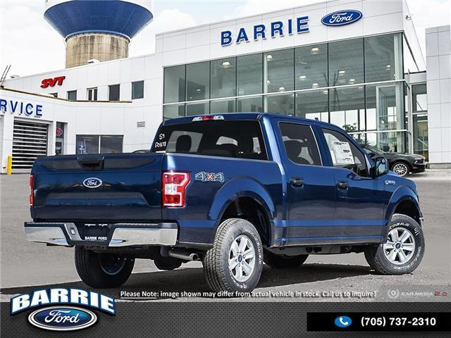 2019 Ford F-150 XLT (Stk: T1185) in Barrie - Image 4 of 25