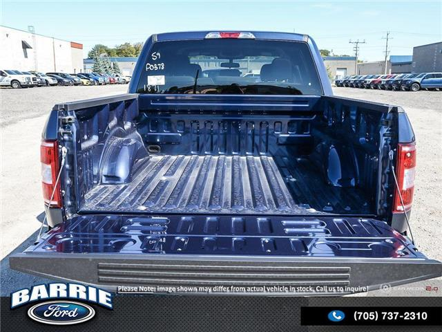 2019 Ford F-150 XLT (Stk: T1185) in Barrie - Image 11 of 25