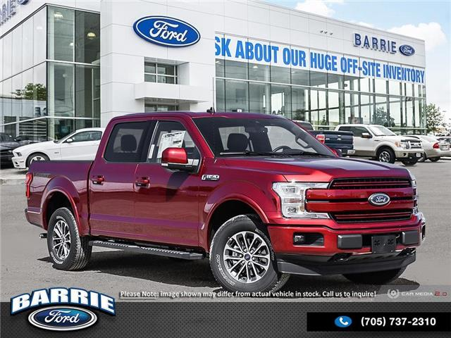 2019 Ford F-150 Lariat (Stk: T1173) in Barrie - Image 1 of 27