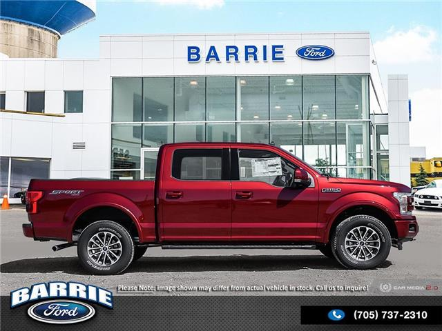 2019 Ford F-150 Lariat (Stk: T1173) in Barrie - Image 3 of 27