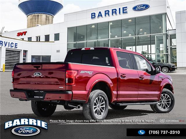 2019 Ford F-150 Lariat (Stk: T1173) in Barrie - Image 4 of 27