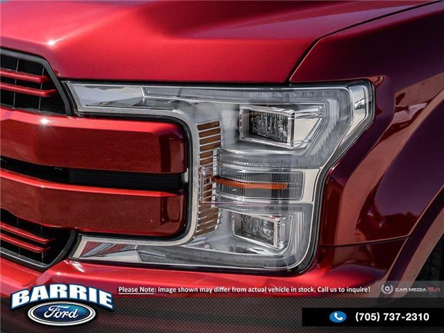 2019 Ford F-150 Lariat (Stk: T1173) in Barrie - Image 10 of 27