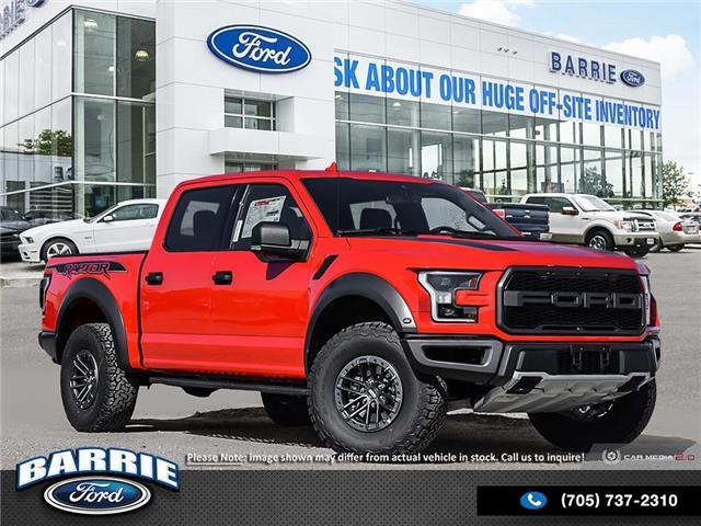 2019 Ford F-150 Raptor (Stk: T1138) in Barrie - Image 1 of 27