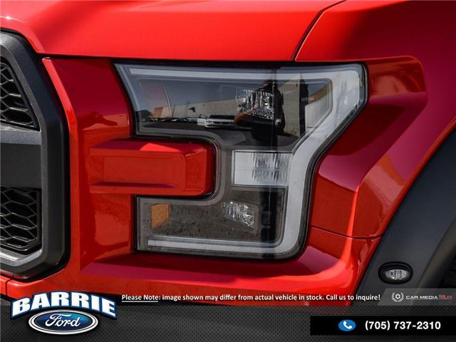 2019 Ford F-150 Raptor (Stk: T1138) in Barrie - Image 10 of 27