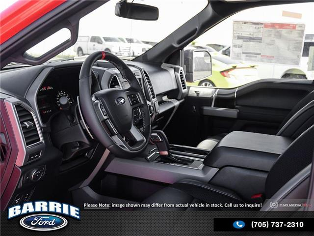 2019 Ford F-150 Raptor (Stk: T1138) in Barrie - Image 13 of 27