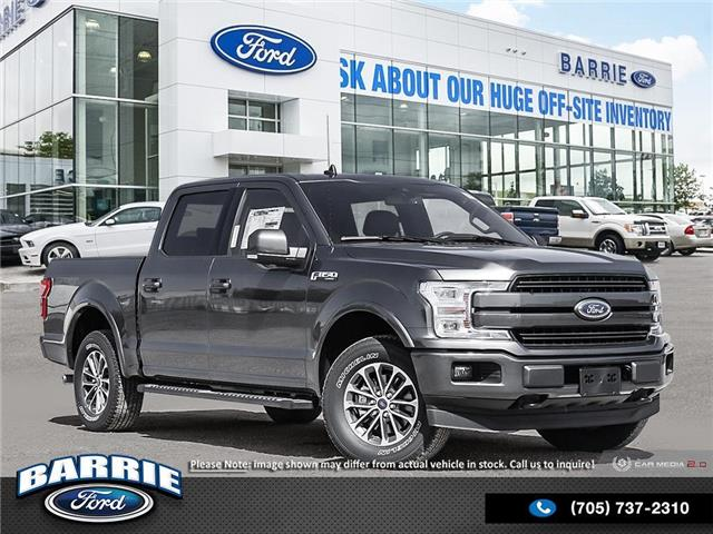 2019 Ford F-150 Lariat (Stk: T1171) in Barrie - Image 1 of 27