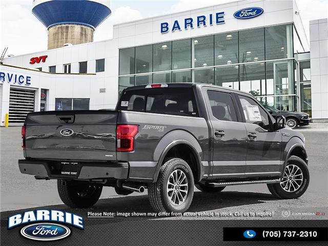 2019 Ford F-150 Lariat (Stk: T1171) in Barrie - Image 4 of 27