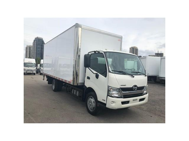 2016 Hino 195 SOLD!Used 2016 Hino 195 With 20' Body & Tailgate (Stk: ST1001189T) in Toronto - Image 15 of 18