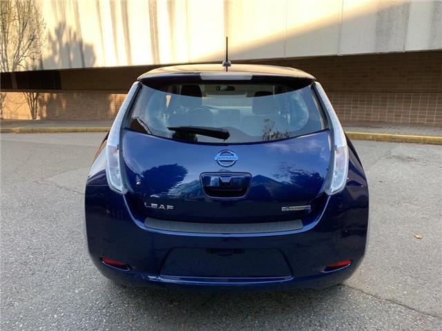 2017 Nissan LEAF  (Stk: B85230) in Vancouver - Image 11 of 22