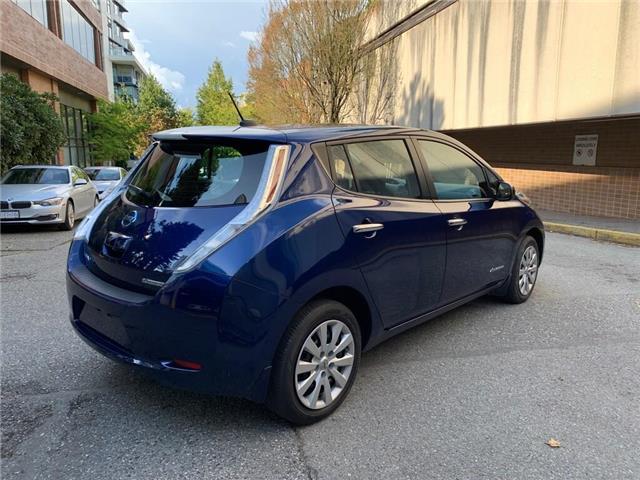 2017 Nissan LEAF  (Stk: B85230) in Vancouver - Image 12 of 22