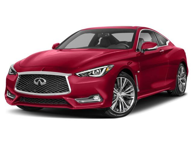 2019 Infiniti Q60 3.0t I-LINE RED SPORT (Stk: H8991) in Thornhill - Image 1 of 9