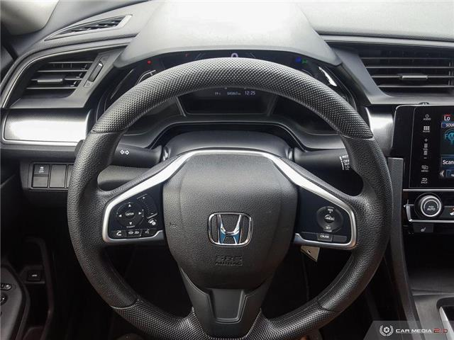 2018 Honda Civic LX (Stk: G0255) in Abbotsford - Image 14 of 25