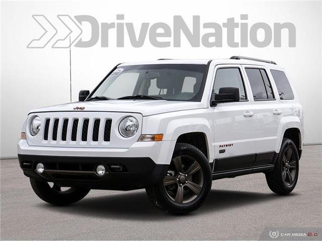 2016 Jeep Patriot Sport/North (Stk: F610) in Saskatoon - Image 1 of 27