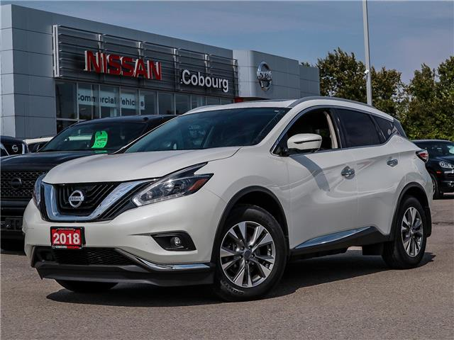 2018 Nissan Murano SL 5N1AZ2MH3JN149315 JN149315 in Cobourg