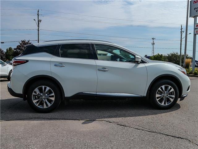 2018 Nissan Murano SL (Stk: JN149315) in Cobourg - Image 4 of 34